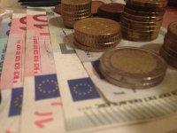 pieniądze w walucie euro
