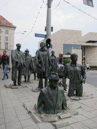 Rzeźby we Wrocławiu